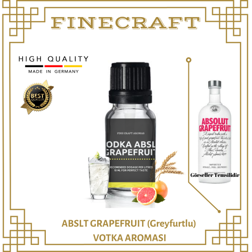 Abslt Grapefruit Vodka Aroması 10ML