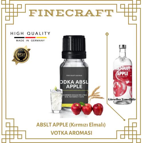 Abslt Apple Vodka Aroması 10ML