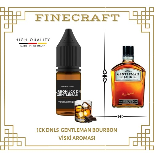 Jck Daniels Gentleman Jack Whiskey Aroması 10ML