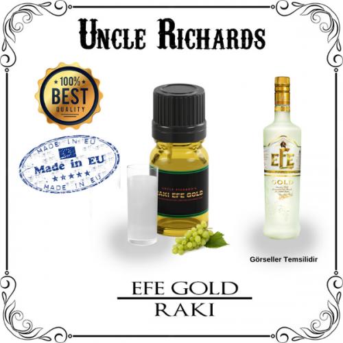 Rakı Effe Gold Seri Rakı Aroması Kiti (2.150 litre için) 10ML