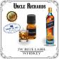 Johnie Wlkr Blue Lbl Scotch Viski Aroması Kiti (2.2 litre için) 10ML