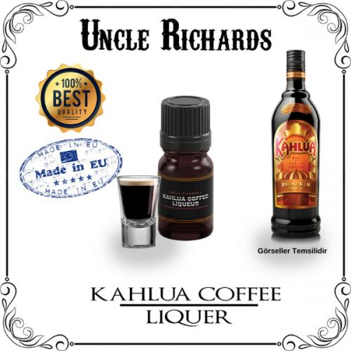 Kahlua (Kahve Likörü) Likör Aroması Kiti 10ML