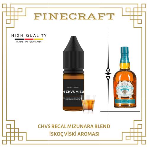 Chvs Rgl Mizunara Blend Scotch Whiskey Aroması 10ML