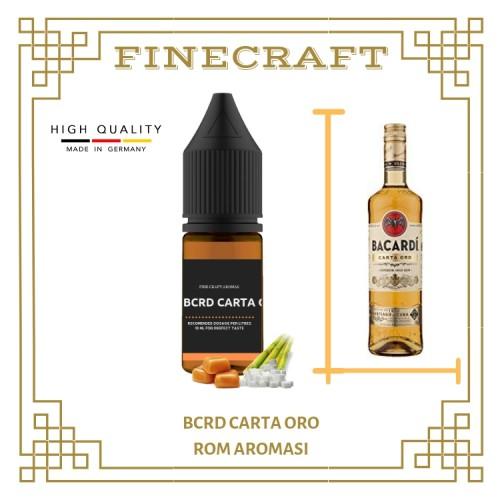 Bcrd - Carta Oro Rum Aroması 10ML