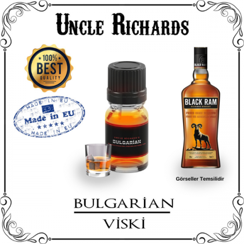 Bulgarian Viski Aroması Kiti 10ML