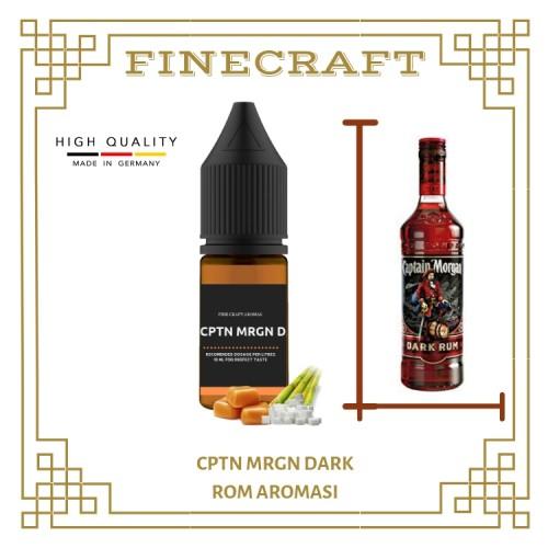 Cptn Mrgn - Dark Rum Aroması 10ML