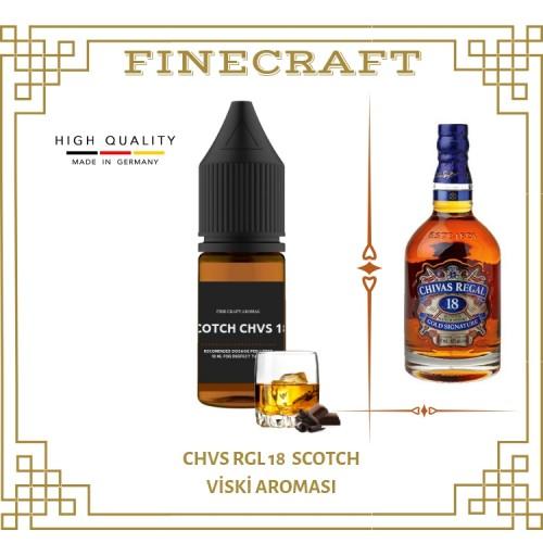 Chvs Rgl 18 Scotch Whiskey Aroması 10ML
