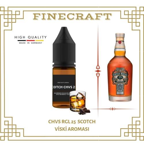 Chvs Rgl 25 Scotch Whiskey Aroması 10ML