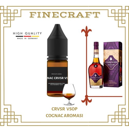 Crvsr VSOP Cognac Aroması 10ML