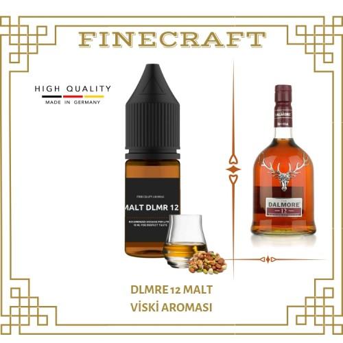 Dlmre 12 Malt Whiskey Aroması 10ML