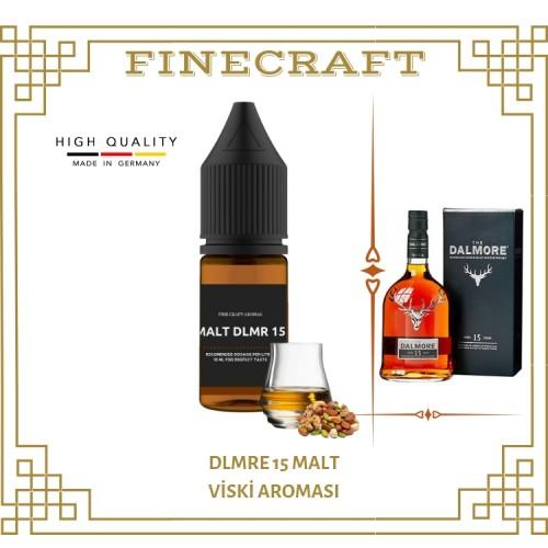 Dlmre 15 Malt Whiskey Aroması 10ML