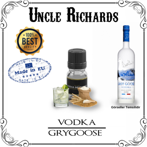 Grygs  Vodka Aroması Kiti 10ML