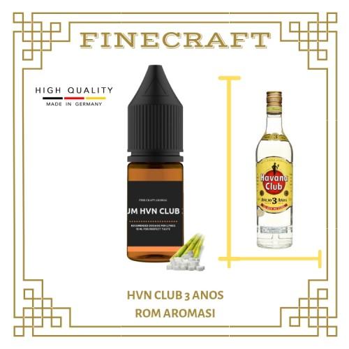 Hvn Club - 3 Anos Rum Aroması 10ML