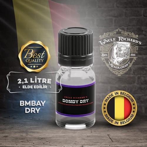 Bmby - Dry Gin Aroması Kiti(2.1 litre için) 10ML