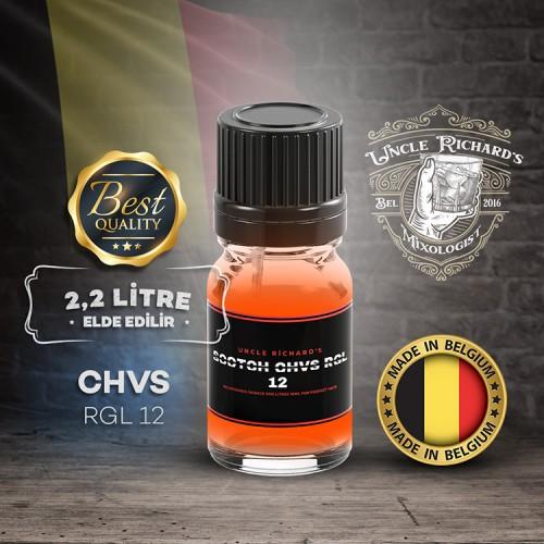 Chvs Rgl 12 Scotch Viski Aroması Kiti 10ML