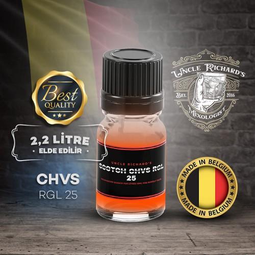 Chvs Rgl 25 Scotch Viski Aroması Kiti(2.2 litre için) 10ML