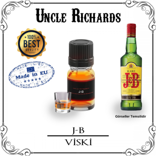 J-B Scotch Viski  Aroması Kiti 10ML