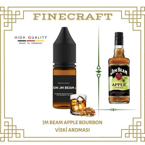 Jm Beam Apple Whiskey Aroması 10ML