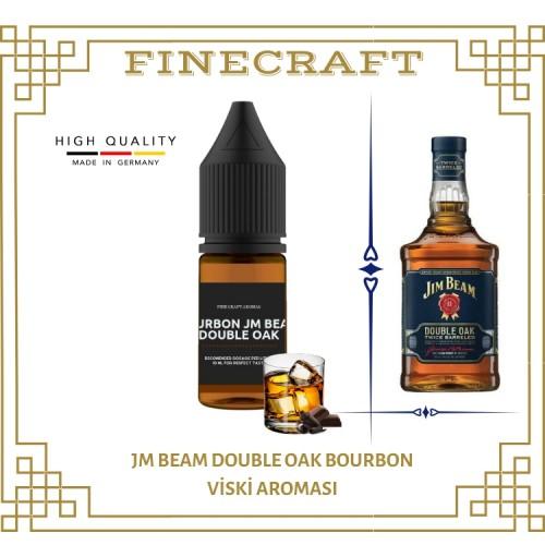 Jm Beam Double Oak Whiskey Aroması 10ML