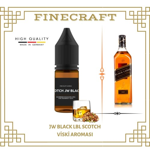 JW Black Lbl Scotch Whiskey Aroması 10ML