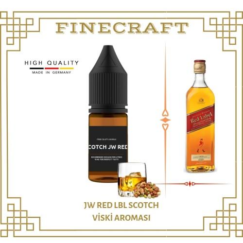 JW Red Lbl Scotch Whiskey Aroması 10ML