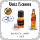 Johnie Wlkr Red Lbl Scotch Viski Aroması Kiti(2.2 litre için) 10ML