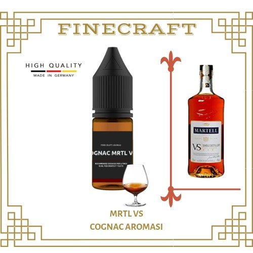 Mrtl VS Cognac Aroması 10ML