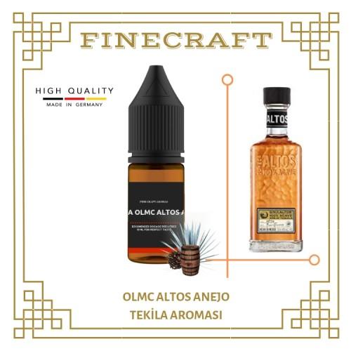 Olmc - Altos Anejo Tequila Aroması 10ML