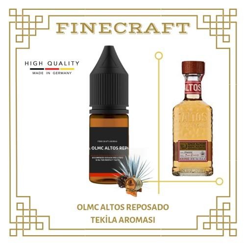 Olmc - Altos Reposado Tequila Aroması 10ML
