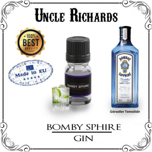 Bmby - Sapphire Gin Aroması Kiti(2.1 litre için)10ML